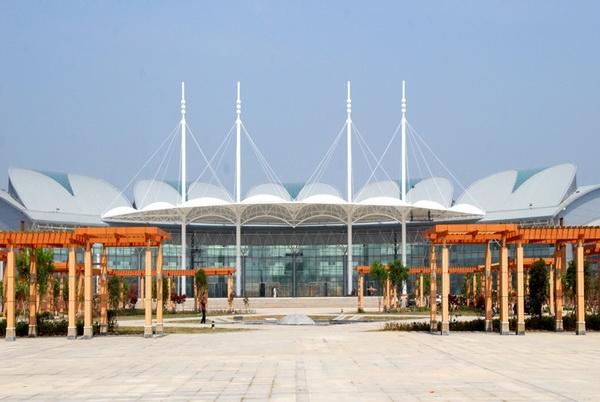 中国中部花木城_风景图片