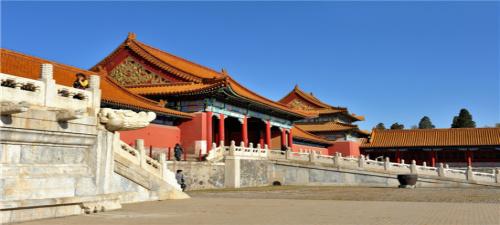 北京超值特惠双高5日游