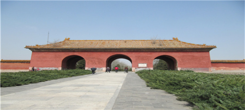 【相约北京】北京双高5日游(观庄严的升国旗仪式)