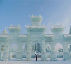 冬季【逐雪坝上】北京、承德、坝上雪原5日游(冰雪迪士尼)