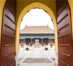 春节【乐享皇城】北京双高五日游