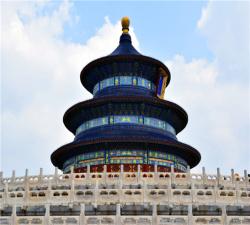 孝敬爸妈北京五日游