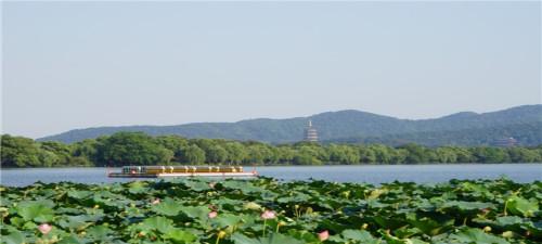 中国美丽乡村安吉余村、杭州西湖、西溪湿地、宋城千古情2日游