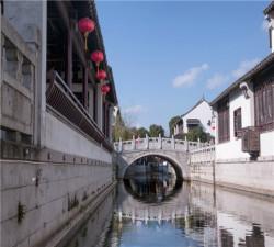 【养生之旅】苏州山湖温泉、七里山塘街、甪直古镇养生二日游