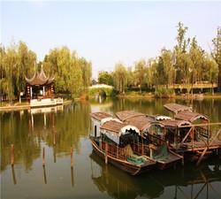 国庆【醉美苏州】苏州园林、寒山寺、甪直水乡、周庄古镇2日游