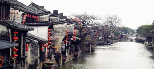国庆【纯玩】苏州园林、寒山寺、木渎古镇、周庄2日游