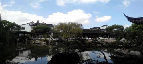 游水玩湖-超值苏州园林-拙政园-耦园-金鸡湖2日游