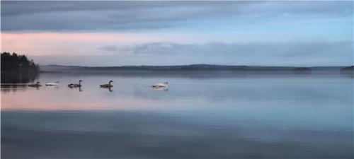 芬兰一地9日游(上海出发,深度休闲追逐极光之旅)
