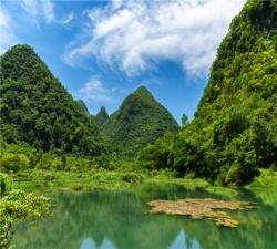 【我在贵州等你】贵州贵阳、黄果树瀑布、荔波小七孔六日游