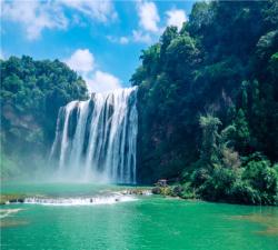 【贵州22度】贵州贵阳、黄果树瀑布、西江千户苗寨、小七孔双飞6日游