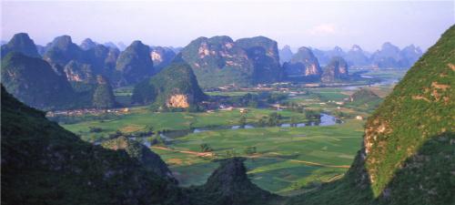 璀璨桂林5日游