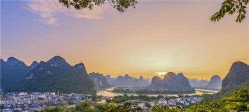 【那桂林】广西桂林、世外桃源、漓江四星船、银子岩、古东瀑布双飞5日游