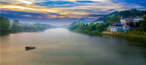 【纯玩】 黄山、千岛湖、九华大佛、宏村、唐模、齐云竹筏精品五日游