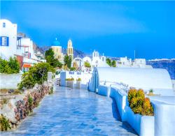 【U悦】希腊 西班牙葡萄牙11晚14日(上海出发,圣托里尼、弗拉明戈歌舞、特色餐 )