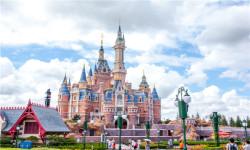 【迪士尼】上海迪士尼、杜莎夫人蜡像馆、长风海洋世界高铁3日游