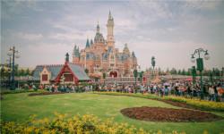 <上海迪士尼-海昌海洋公园高铁3日游>四星住宿、门票全含,纯玩