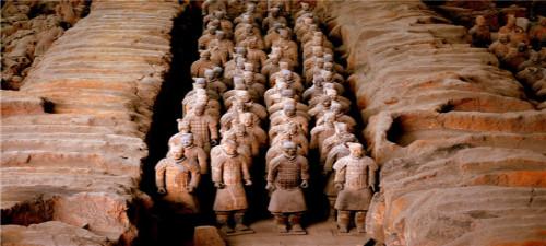 走进西安—华清宫、兵马俑、慈恩寺,大雁塔双高3日游