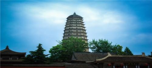 【舞动长安】西安黄帝陵、壶口瀑布、华山、大慈恩寺、回民街双高7日游