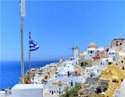 【欧洲】品质希腊一地10日游(雅典全天自由活动+OIA落日晚餐+蜜月布置)