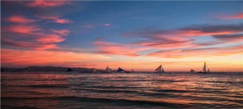 【至尊长滩】菲律宾长滩岛4晚5日游(合肥直飞往返,1天自由活动)