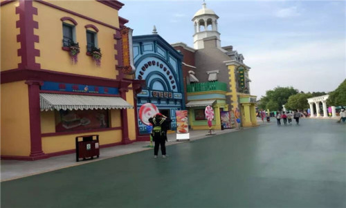 【国庆】芜湖方特(一期)欢乐世界1日游