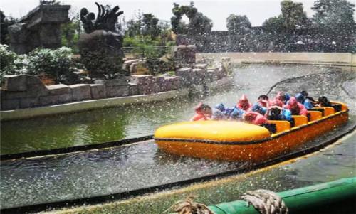 芜湖方特(三期)水上乐园1日游