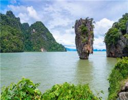 【珊瑚海之恋】泰国普吉岛、查龙寺、山顶大佛5晚6日游