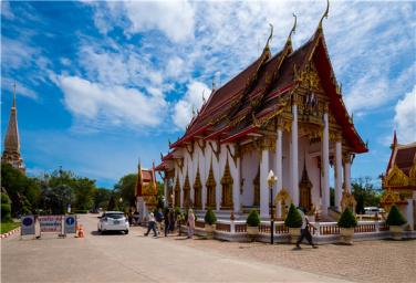 【网红暹罗】泰国曼谷、芭提雅、大皇宫5晚6日游