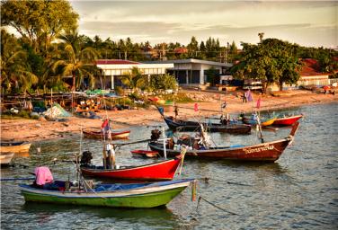 【暹罗不设防】泰国曼谷、芭提雅、沙美岛5晚6天(沙美岛出海一日游)