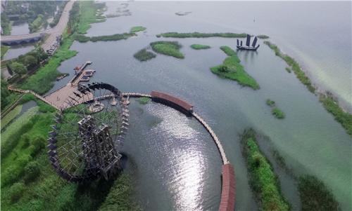 太湖图影湿地-龙之梦乐园动物世界2日游