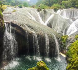 环游·贵州 黄果树瀑布·梵净山·荔波小七孔·镇远古镇·西江千户苗寨6日游
