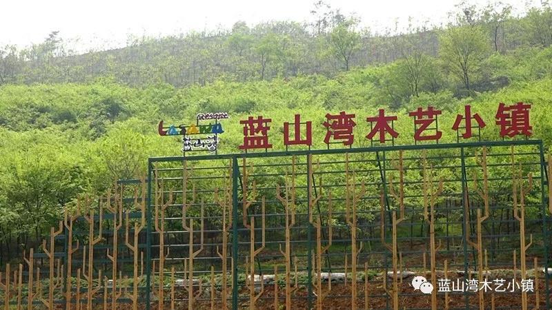 蓝山湾木艺小镇_风景图片
