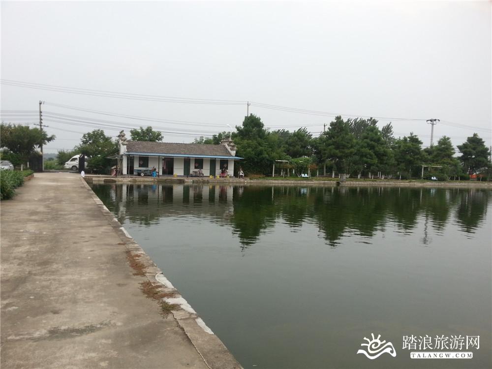 沈园休闲垂钓中心_风景图片