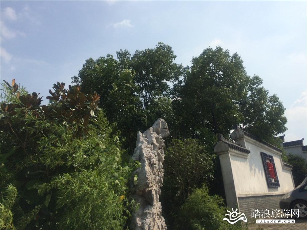 紫蓬农家大院_风景图片
