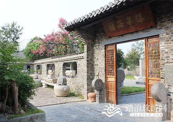 源泉徽文化民俗博物馆_风景图片