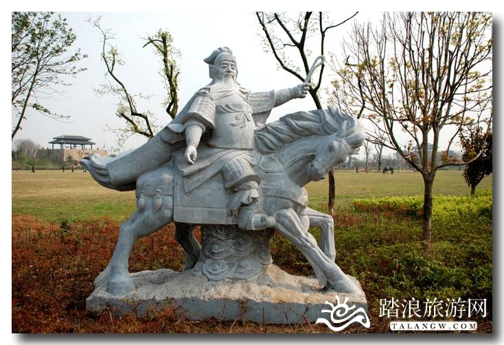 三国遗址公园_风景图片