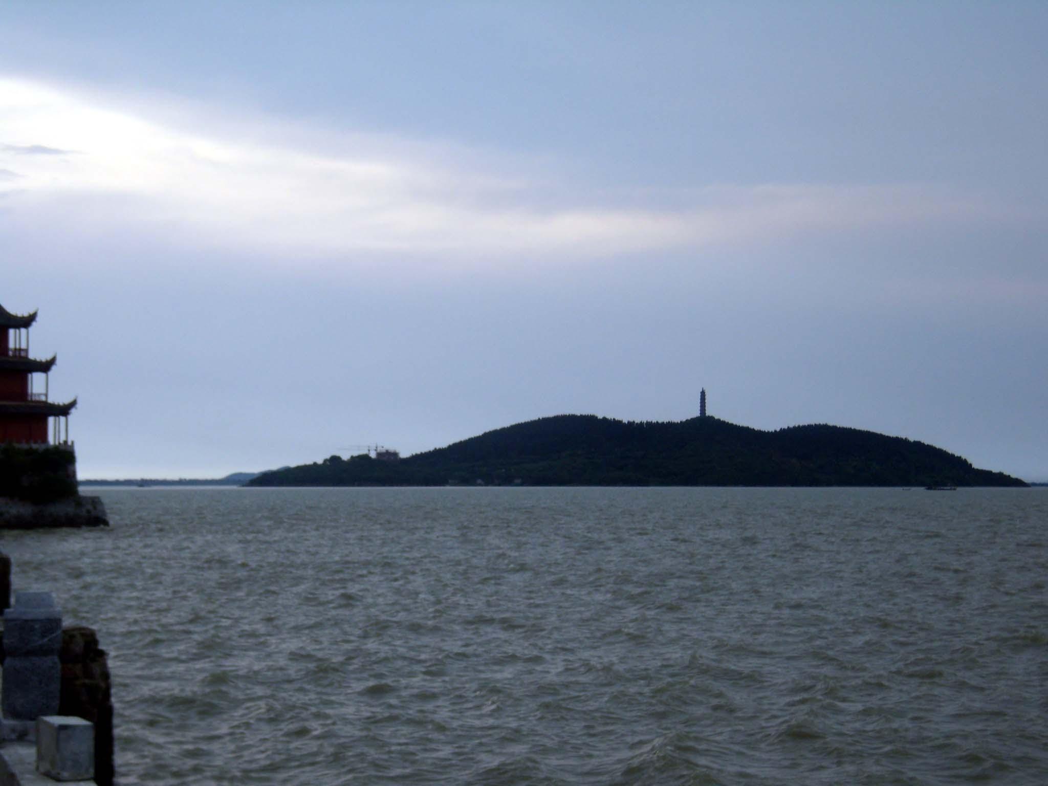 姥山岛_风景图片